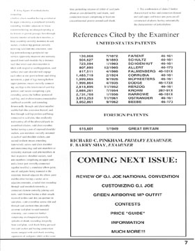 GIJOE Headquarters Quarterly Magazine Issue Number One Page 7