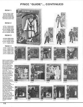 GIJOE Headquarters Quarterly Magazine Issue Number One Page 14